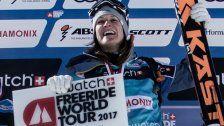 Lorraine Huber triumphiert in Andorra