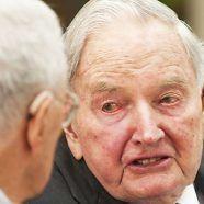 Familienpatriarch und Milliardär David Rockefeller ist tot
