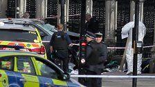 London-Attentat: Suche nach Komplizen