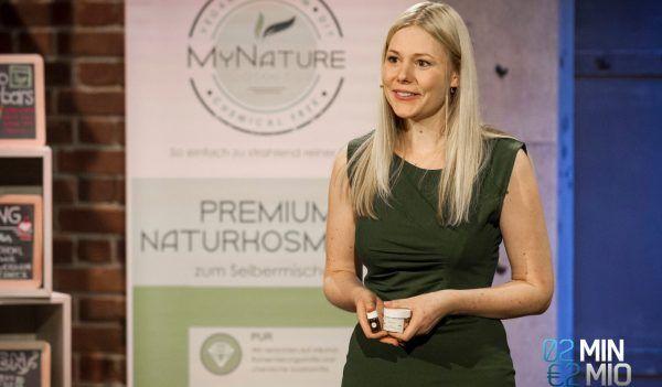 """""""2 Minuten 2 Millionen"""": Vorarlberger Naturkosmetik soll Investoren überzeugen"""