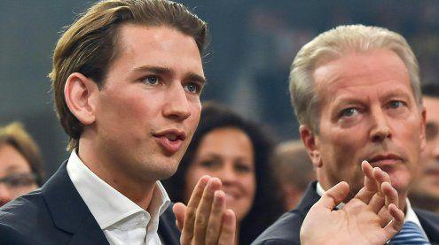 """ÖVP fordert Kurswechsel in Europa - Sozialunion als """"Irrweg"""""""