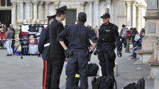 Italienische Polizei zerschlug Terrorzelle