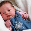 Geburt von Josefina Pasterk  am 11. März 2017