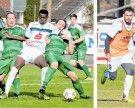 Brasilianisches Sturm-Duo für FC Blau-Weiß Feldkirch