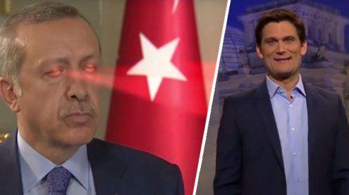"""Satire-Show """"extra3"""" provoziert erneut mit Erdogan-Song"""