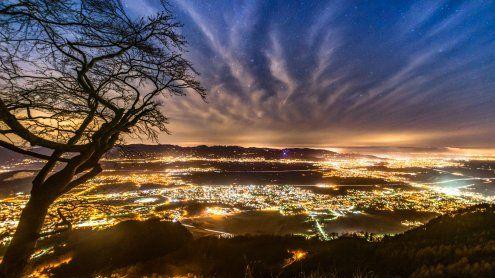 """Festspiele und Ländle-Betriebe drehen für """"Earth Hour"""" Licht ab"""