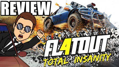 """Krieg auf den Straßen: """"Flatout 4"""" im Ländle-Gamer-Test"""