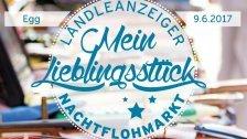 Jetzt Stand reservieren: erster Nachtflohmarkt im Bregenzerwald!