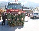 Wissenstest Feuerwehrjugend Thüringerberg