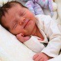 Geburt von Noemi Enenkel am 4. April 2017