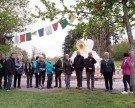 Seniorenbund besucht das buddhistische Kloster Letzehof