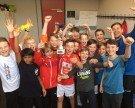 Gold und Silber für SMS Rankweil-West im Mini-Handballcup