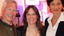 Weltmeisterin Lorraine Huber doppelt geehrt