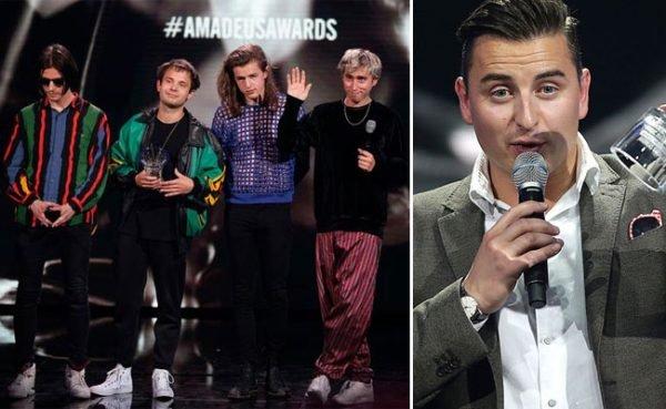 Das sind die Genre-Gewinner bei den Amadeus Awards 2017