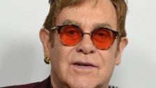 Intensivstation! Sorge um Sänger Elton John