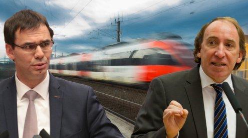 368 Millionen-Investition: Ausbau des Bahnangebots in Vorarlberg