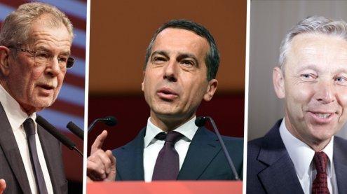 """Die Woche in Zitaten: Christian Kern ist """"kein Masochist"""""""