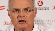 Stoss bleibt definitiv bis 2021 ÖOC-Chef
