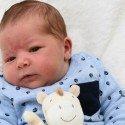 Geburt von Adijan Bejtic am 30. April 2017