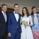 Hochzeit von Julia Moosbrugger  und Richard Netzer