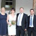 Hochzeit von Claudia Türtscher und René Zach