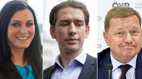 Amon vor Aus! So umfassend baut Kurz die ÖVP-Parteizentrale um
