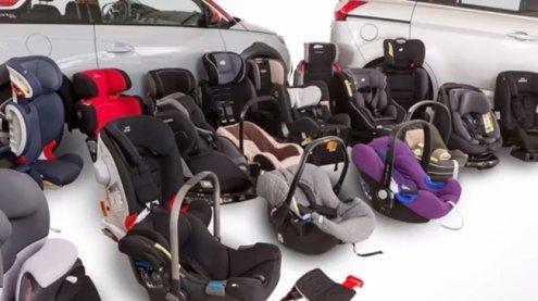 Krebsgefahr bei Kindersitzen: Test zeigt gefährliche Schadstoffe