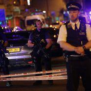 London: Fahrzeug rast in Menschenmenge