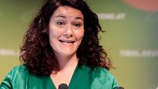 Ingrid Felipe ist neue Grüne Bundessprecherin