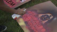 Afroamerikaner von Polizisten erschossen: Millionen-Entschädigung