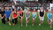 Sportlicher Nachwuchs glänzt beim Turnfest