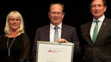 """Global Player Award"" für Blum"