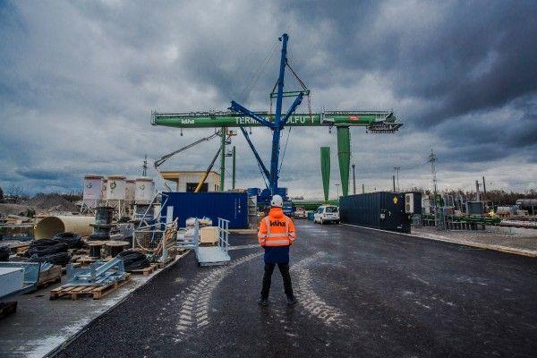 Zweiter Bauabschnitt im ÖBB-Güterzentrum Wolfurt ist abgeschlossen
