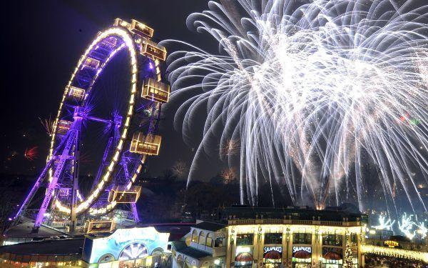 Zweitägige Elektro-Party mitten in Wien: Das Prater-Festival 2017