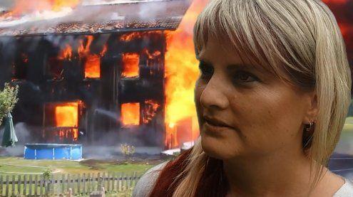 Nach Großbrand: Versteigerung soll Familie Kathan helfen