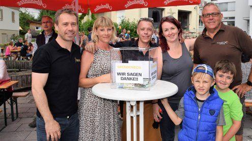 Nach Brand in Götzis: Charity-Konzert für Familie Kathan