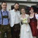 Hochzeit von Stephanie Kaufmann  und Gaafar Eschmann