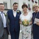 Hochzeit von Ingrid Koch  und Rudolf Schmalzer