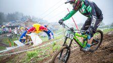 MTB Downhill-Cup in Brand mit viel Action