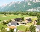Zwölf neue Reihenhäuser in Feldkirch-Bangs