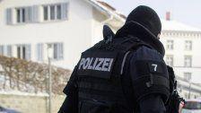 Schweiz: Mutmaßliche Terroristen verhaftet