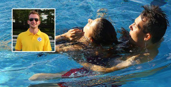 20-Jähriger im Strandbad Bregenz vor Ertrinken gerettet