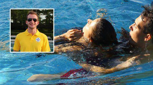 Rettungsschwimmkurs rettet 20-Jährigen vor dem Ertrinken
