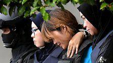 Kim-Giftmord: Frauen droht die Todesstrafe