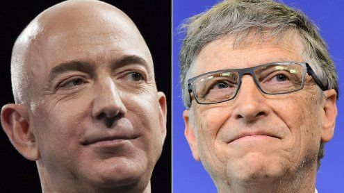 """""""Forbes""""-Liste: Amazon-Chef Bezos reichster Mensch der Welt"""