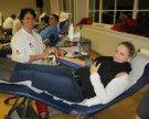 Blutspendeaktion in Göfis