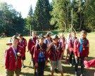 Sommerlager der Guides und Späher