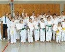 Erfolgreiche Gürtelprüfung des Taekwondo Montafon
