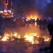 """""""Wie Kriegsgebiet"""": G-20-Randale geraten über Nacht komplett außer Kontrolle"""