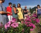 Ministerbesuch bei den Gartenfreunden Reuthe-Bezau